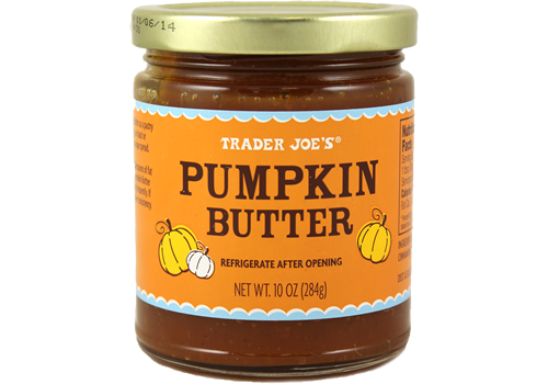 <p>Not to be confused with pumpkin-flavored butter, this guy is more like apple butter. You can make a pasta sauce with it, pour it over ice cream, or spread it on toast. Or, you know, eat it by the spoonful.</p>
