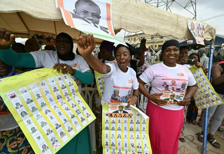 In contrast to the bloodshed of October's presidential polls, campaigning has been as peaceful as it has been enthusiastic ahead of Ivory Coast's election