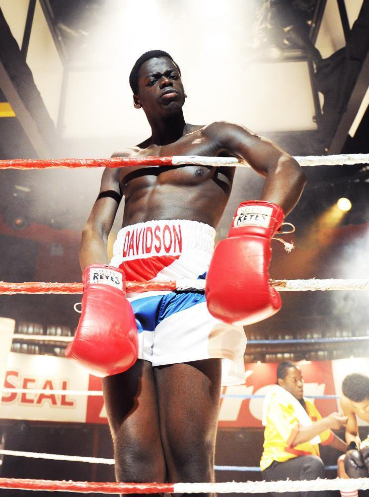 As Leon in Sucker Punch, 2010 – the role Kaluuya said 'changed everything'.