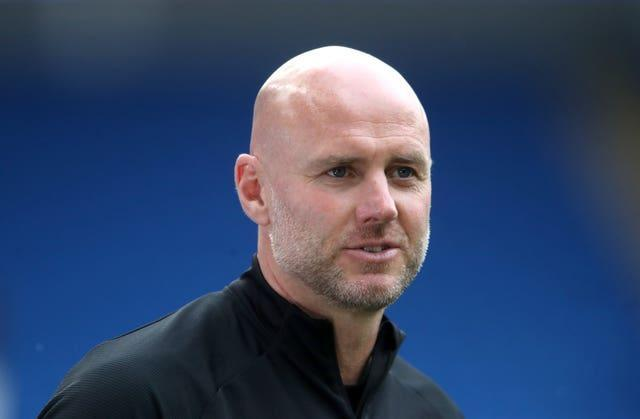 Wales interim boss Rob Page felt his side improved after the break