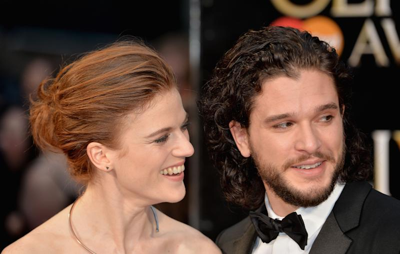 Kit Harington Denied Rumors Of A Relationship With Rose For Years