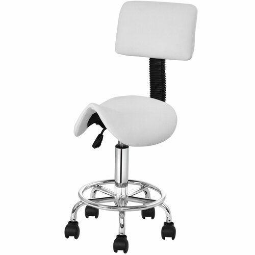 "<h2>Saddle Stool</h2> <br><strong>Will Support: Lower-Back & Hips</strong><br>Although you may feel like you're giddying up at first seat on this thing, the saddled structure of these ergonomic stools is built to support the natural curve in your lower back for overall tension and pressure relief, while also allowing your hips and knees to open up in a wider seated stance.<br><br><strong>Supported Say: </strong>""Easy to assemble. The stool is stable and the base diameter allows me to get close to my work without leaning and extending my injured lower back. The ergonomic seat is exactly what I need :)"" <em>– Pamela, <a href=""https://www.wayfair.com/furniture/pdp/symple-stuff-wanette-height-adjustable-saddle-salon-stool-with-dual-wheel-w000264764.html"" rel=""nofollow noopener"" target=""_blank"" data-ylk=""slk:Wayfair"" class=""link rapid-noclick-resp"">Wayfair</a> Reviewer</em><br><br><strong>Symple Stuff</strong> Wanette Height Adjustable Saddle Salon Stool with Dual, $, available at <a href=""https://go.skimresources.com/?id=30283X879131&url=https%3A%2F%2Fwww.wayfair.com%2Ffurniture%2Fpdp%2Fsymple-stuff-wanette-height-adjustable-saddle-salon-stool-with-dual-wheel-w000264764.html"" rel=""nofollow noopener"" target=""_blank"" data-ylk=""slk:Wayfair"" class=""link rapid-noclick-resp"">Wayfair</a><br><br><br><br>"
