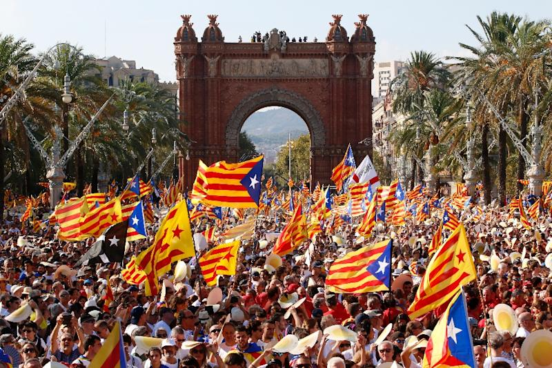 Catalonia -- a wealthy region of 7.5 million inhabitants with its own language and customs -- has long demanded greater autonomy