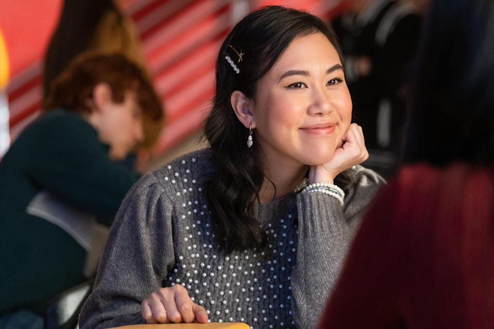 NEVER HAVE I EVER (L to R) RAMONA YOUNG as ELEANOR WONG in episode 202 of NEVER HAVE I EVER Cr. ISABELLA B. VOSMIKOVA/NETFLIX © 2021