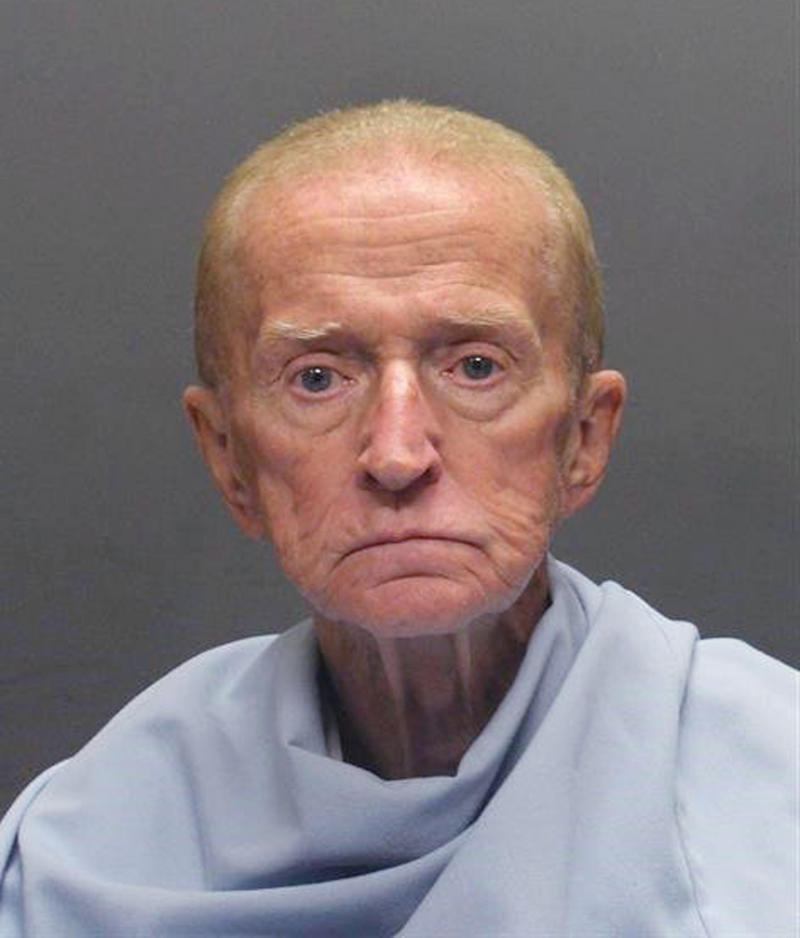 Image result for 81-year-old robbery suspect wanted to return to prison