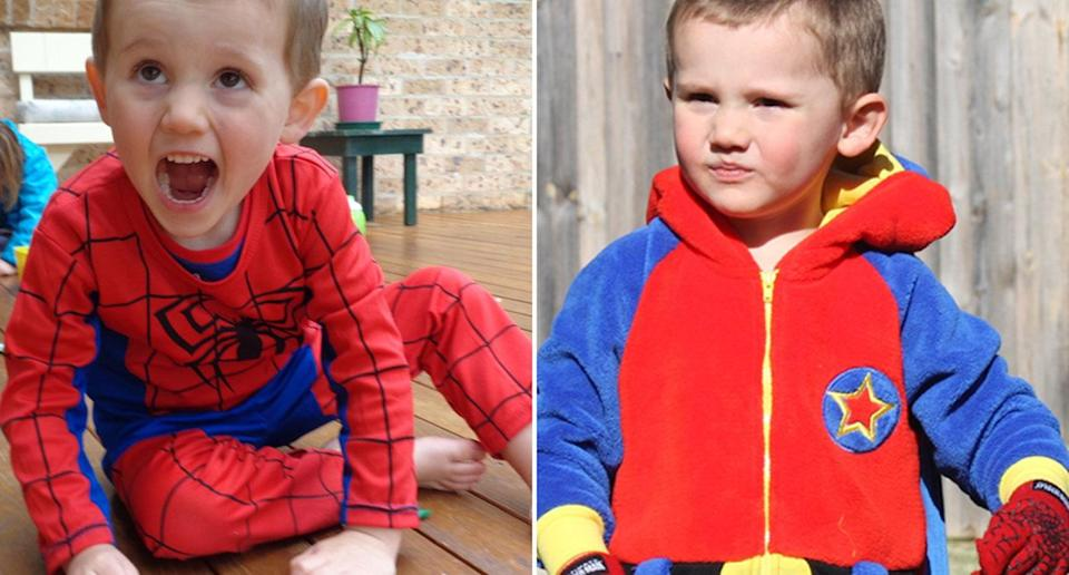 William Tyrrell who went missing from his foster grandmother's home NSW mid north coast on September 12, 2014. Source: AAP