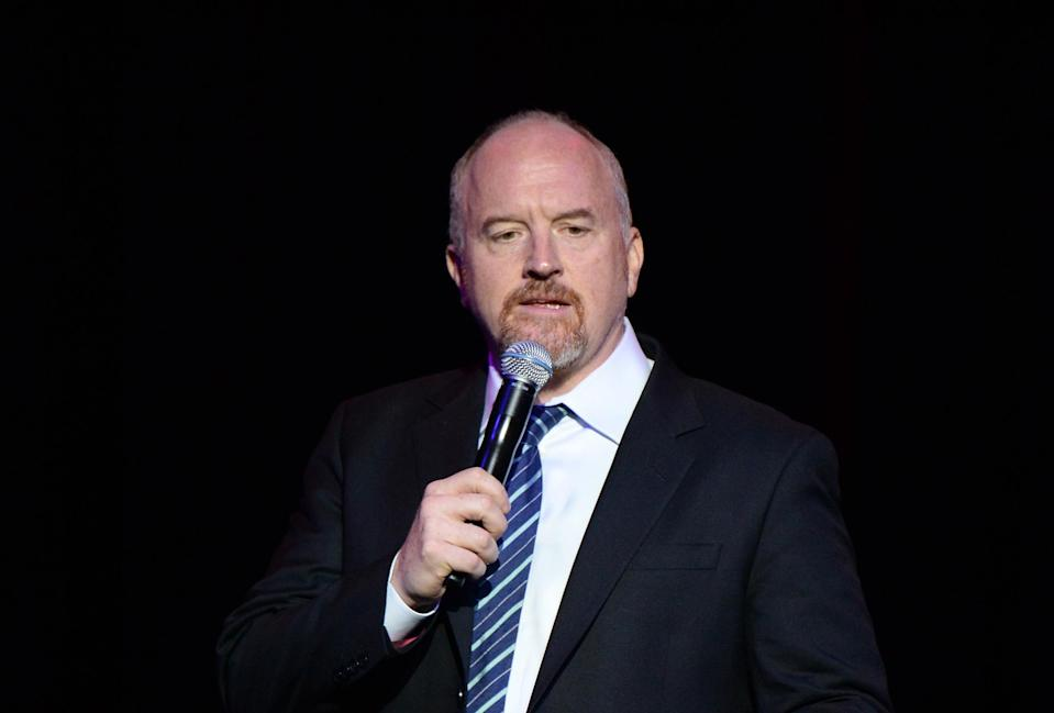 The Comedy Cellar wasn't the first club to host Louis C.K. in his unexpected comeback last weekend. (Photo: Getty Images)