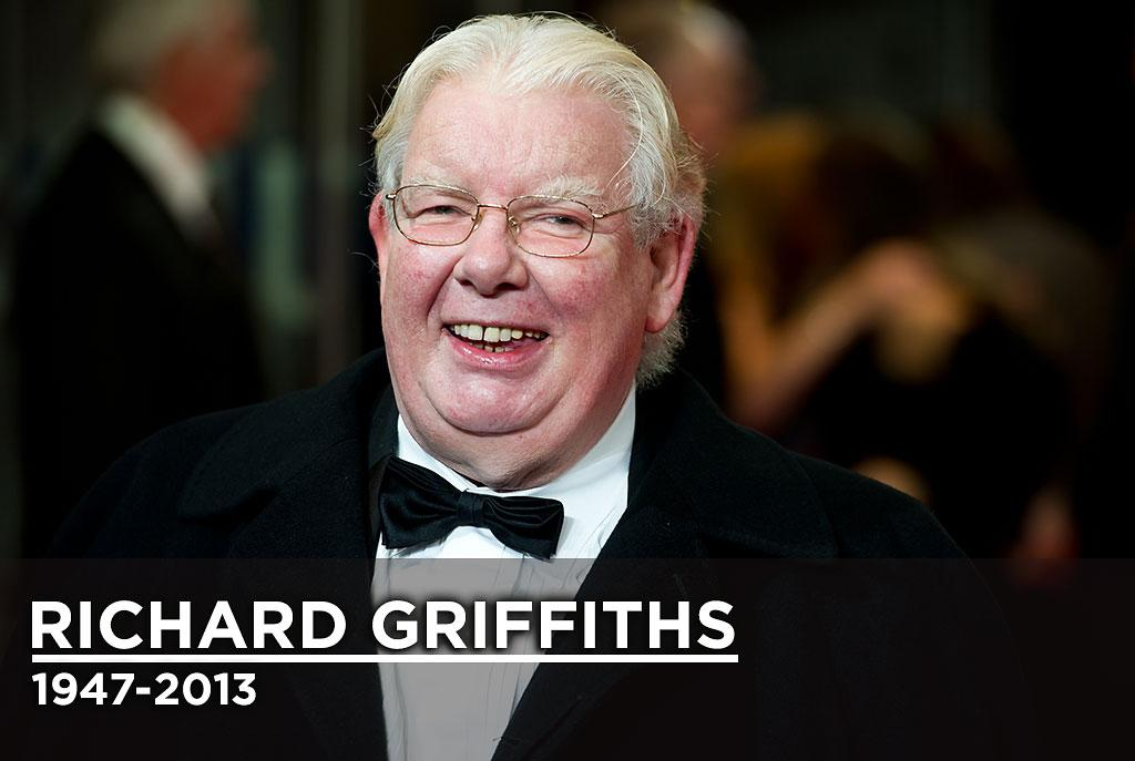 Richard Griffiths: 1947-2013