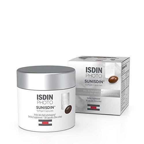 """<p><strong>ISDIN</strong></p><p>amazon.com</p><p><strong>$49.95</strong></p><p><a href=""""https://www.amazon.com/dp/B086PQPNKK?tag=syn-yahoo-20&ascsubtag=%5Bartid%7C10055.g.33462485%5Bsrc%7Cyahoo-us"""" rel=""""nofollow noopener"""" target=""""_blank"""" data-ylk=""""slk:Shop Now"""" class=""""link rapid-noclick-resp"""">Shop Now</a></p><p>If you're looking to up your lycopene levels, this daily supplement will do the trick. """"I like the data behind Isdin's SunISDIN dietary supplement, which has <strong>lycopene as well as other vitamins and antioxidants for enhanced sun protection</strong>,"""" says Levin. In a clinical trial, 93% of users said that this supplement made their skin look healthier and more luminous. Don't forget to follow up with SPF — the two are meant to be used together!</p>"""
