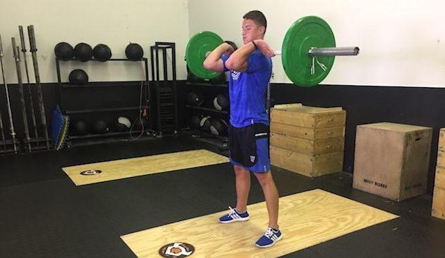 How to Properly Use Olympic Lifting to Improve Sports Performance