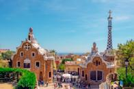 <p><em><span>Flight time: 2 hours</span></em><br><span>It takes just a couple of hours to reach this enchanting seaside city, where January temperatures can be as mild as 13℃. There's plenty to chase away the winter blues, from its architectural treasures (after all, this is home to much of Gaudi's work) and superb Catalan cuisine. British Airways flies London to Barcelona from £28 each way in January. </span> </p>