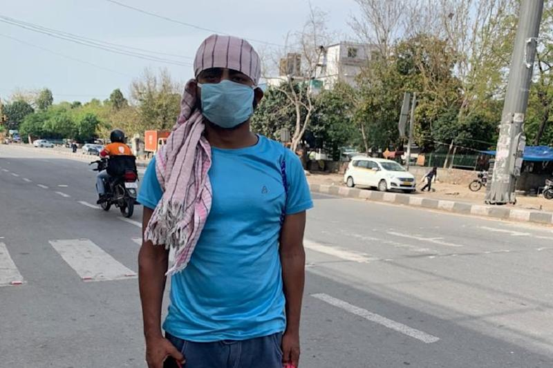 'Saw Toddlers Walking for Miles': Delhi Man's 200 km Journey on Foot to Return to Pregnant Wife, Year-old Kid