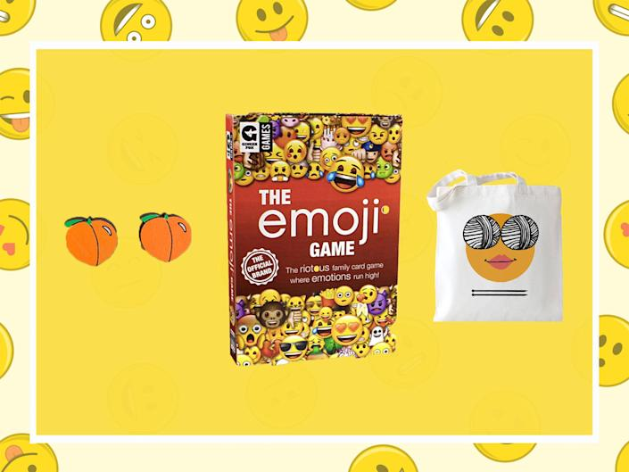 No matter if you're buying for yourself or someone else, celebrate World Emoji Day with these treats: The Independent/iStock