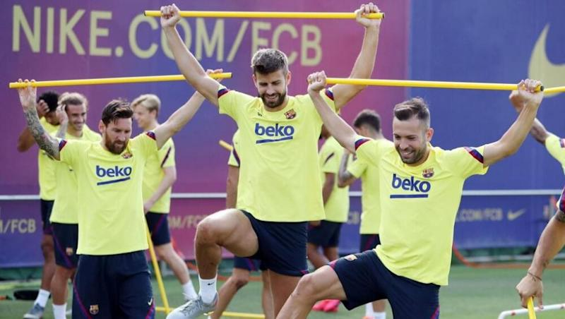 Barcelona Confirm One COVID-19 Positive Test Ahead of UCL 2019–20 Tie, but Bayern Munich Fixture Not in Doubt