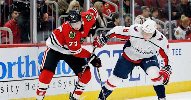 3 takeaways from Blackhawks 5-3 loss to Capitals