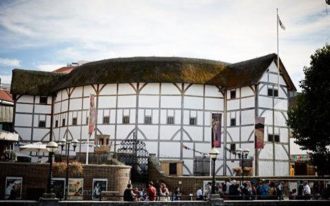 Shakespeare's Globe was singled out for praise