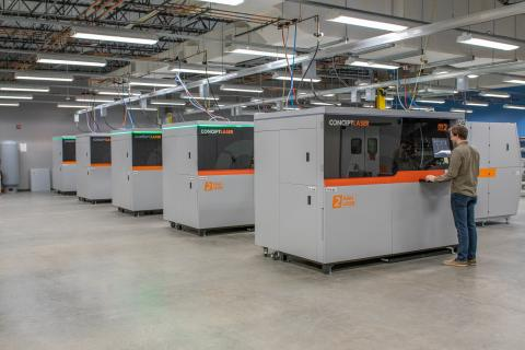 Protolabs Launches Production Capabilities for Metal 3D Printing