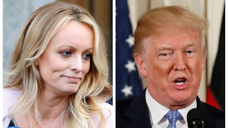 U.S. judge dismisses Stormy Daniels' defamation lawsuit against Donald Trump