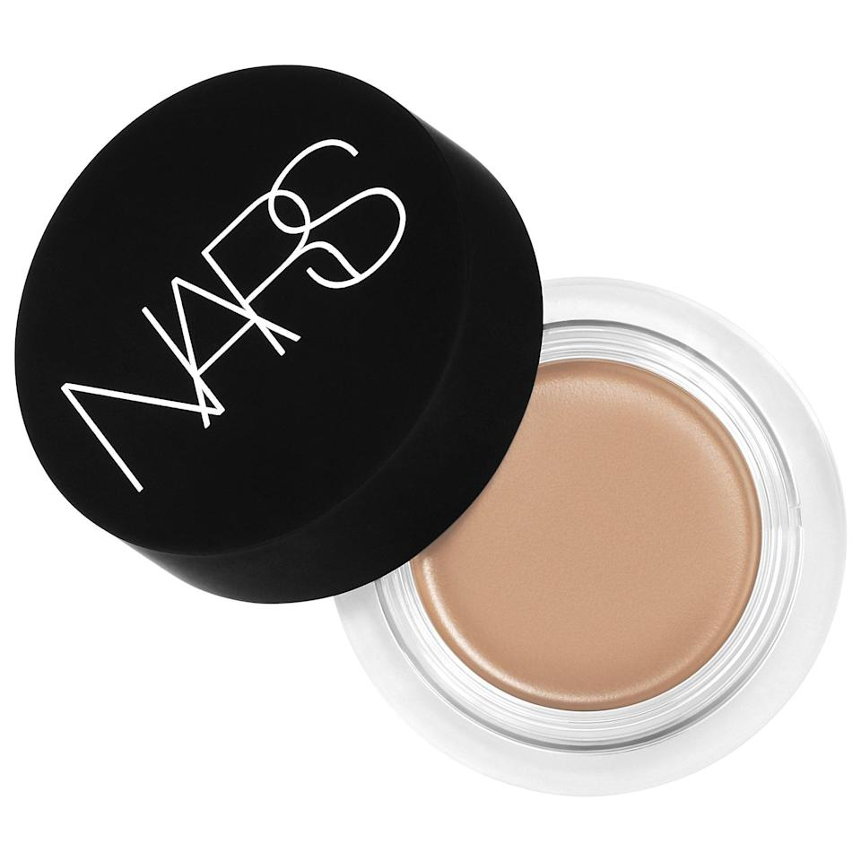 """<p><a href=""""https://www.popsugar.com/buy/Nars-Soft-Matte-Complete-Concealer-403050?p_name=Nars%20Soft-Matte%20Complete%20Concealer&retailer=sephora.com&pid=403050&price=30&evar1=bella%3Aus&evar9=46398513&evar98=https%3A%2F%2Fwww.popsugar.com%2Fphoto-gallery%2F46398513%2Fimage%2F46398532%2FBest-Concealer-Smooth-Natural-Coverage&list1=makeup%2Cbeauty%20products%2Cconcealer&prop13=api&pdata=1"""" class=""""link rapid-noclick-resp"""" rel=""""nofollow noopener"""" target=""""_blank"""" data-ylk=""""slk:Nars Soft-Matte Complete Concealer"""">Nars Soft-Matte Complete Concealer</a> ($30) is so convenient, you don't even need a brush. Simply pat on the pigmented cream with your finger, and blend - the formula melts with the warmth of your skin for a natural finish.</p>"""