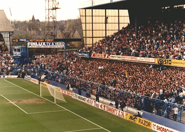 The events at the FA Cup semi-final in 1989 resulted in 96 deaths, of which Duckenfield was charged with the gross negligence manslaughter of 95.