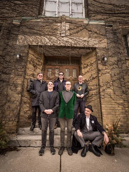 Canadian indie rock outfit Rheostatics release first new song in over 15 years