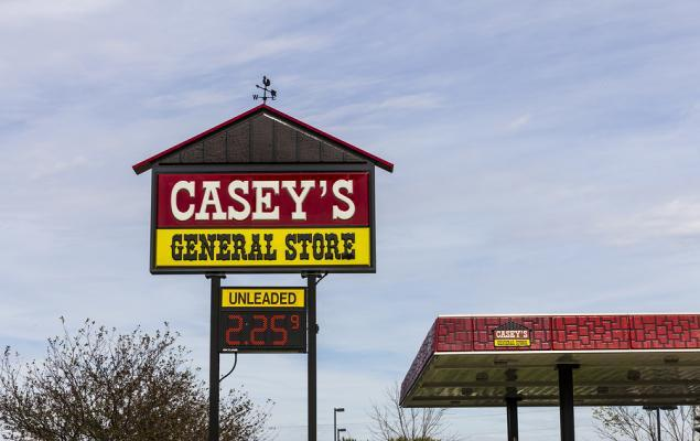 Casey's (CASY) Q3 Earnings Surpass Estimates, Decline Y/Y