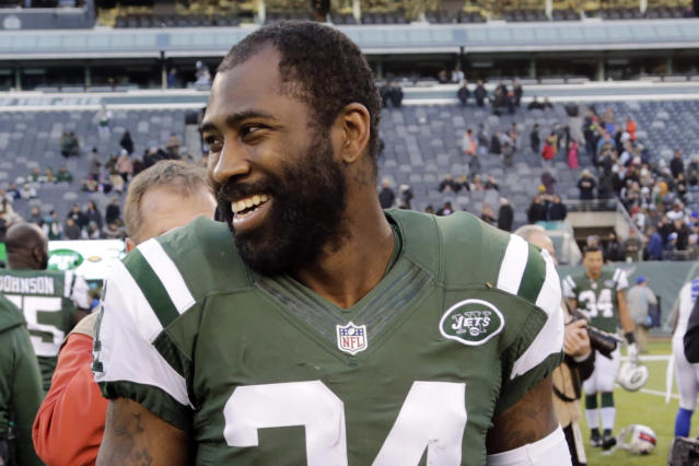 Darrelle Revis had all charges dismissed against him. (AP)