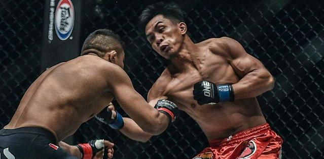 Kevin Belingon def Bibiano Fernandez - ONE Heart of the Lion