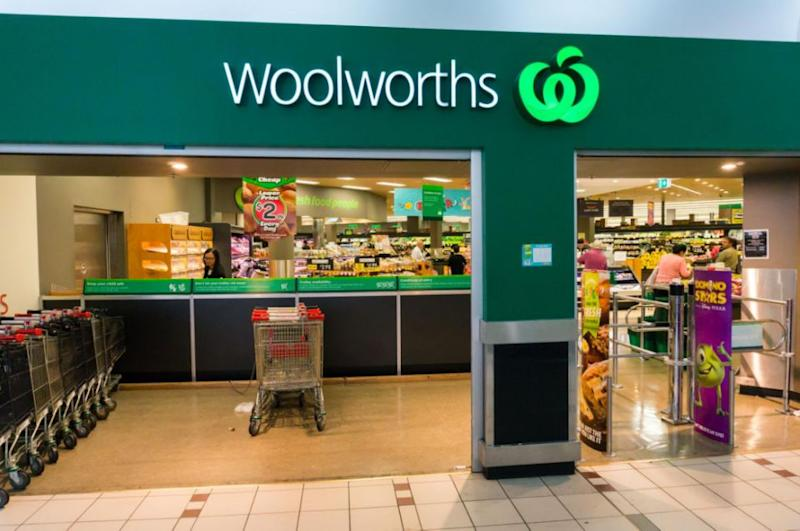 Woolworths Easter