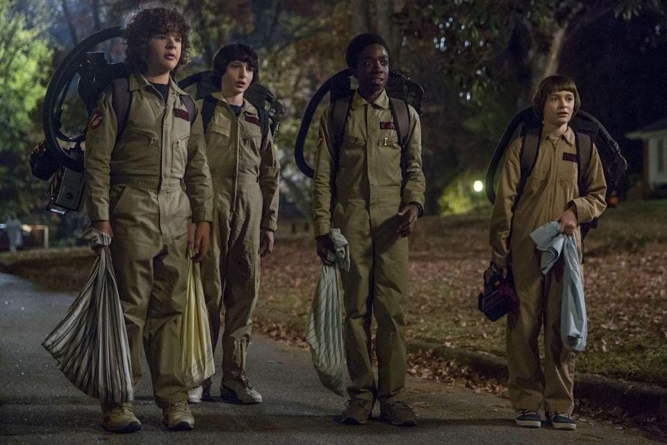 <p><strong>IMDb says: </strong>When a young boy disappears, his mother, a police chief, and his friends must confront terrifying supernatural forces in order to get him back.</p><p><strong>We say:</strong> '80s nostalgia = good. The Demogorgon = not so good.</p>