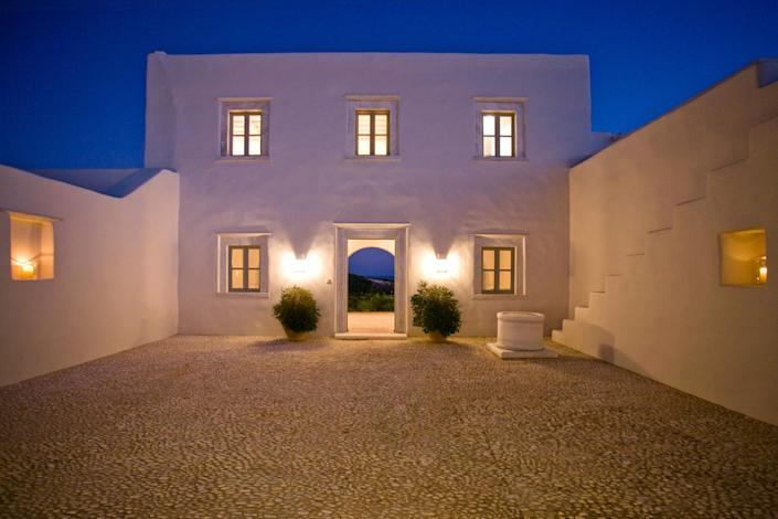 "<div class=""caption""> Private villa rentals are expected to see a jump in bookings as travel restrictions ease. Pictured here is Villa Jasmine, in Paros, part of Greek rental company White Key Villas' network. </div> <cite class=""credit"">Photo: Courtesy of White Key Villas</cite>"
