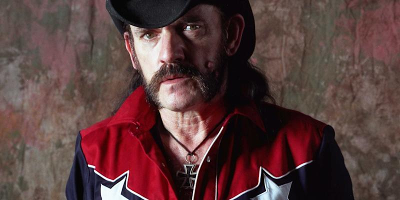 Lemmy Kilmister Biopic in the Works