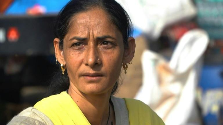 An Indian woman farmer ups the ante against agricultural laws