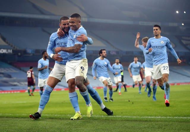 Manchester City are in outstanding form heading into this weekend's derby