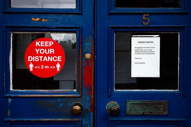 The Stone Road hostel in Edgbaston in Birmingham, which has been closed following an outbreak of coronavirus (Jacob King/PA)