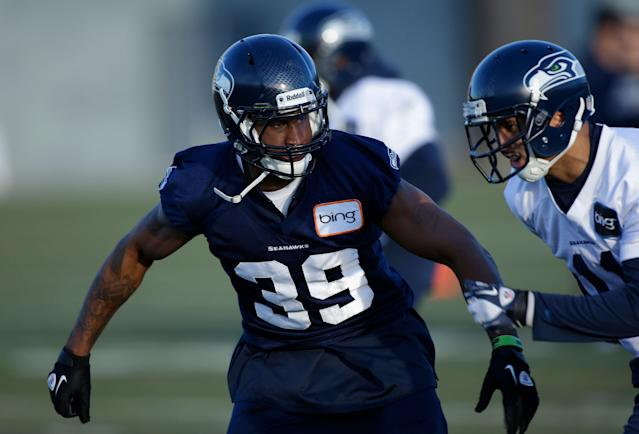 Brandon Browner was arrested last year near Azusa, Calif. (AP Photo/Ted S. Warren)