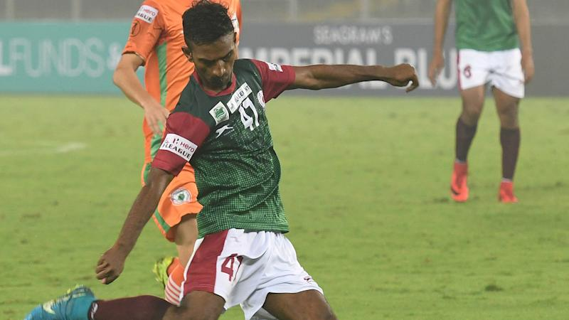 Mohun Bagan resolves contract issue with SK Faiaz after player writes to AIFF