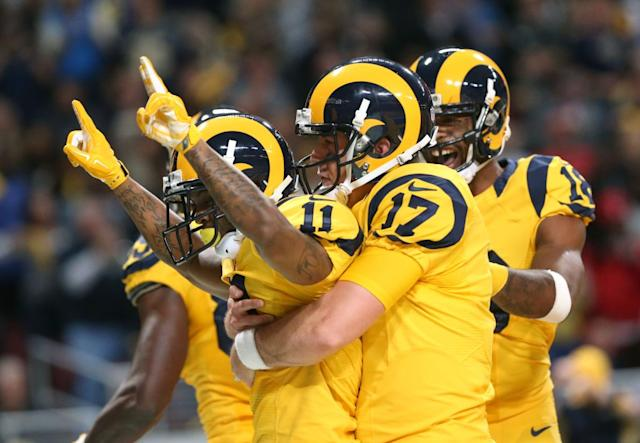"""new concept cb73f 00a0a Rams to again participate in NFL """"Color Rush"""""""