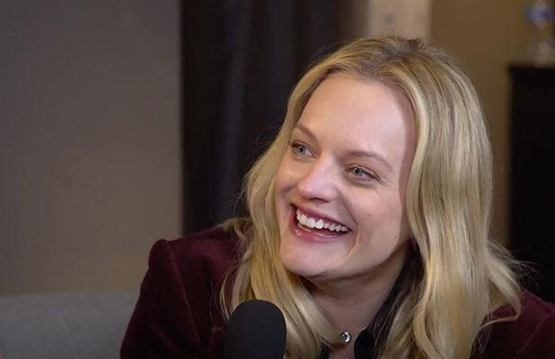 Why Elisabeth Moss Was Always 'Top Choice' to Play Author Shirley Jackson | Video