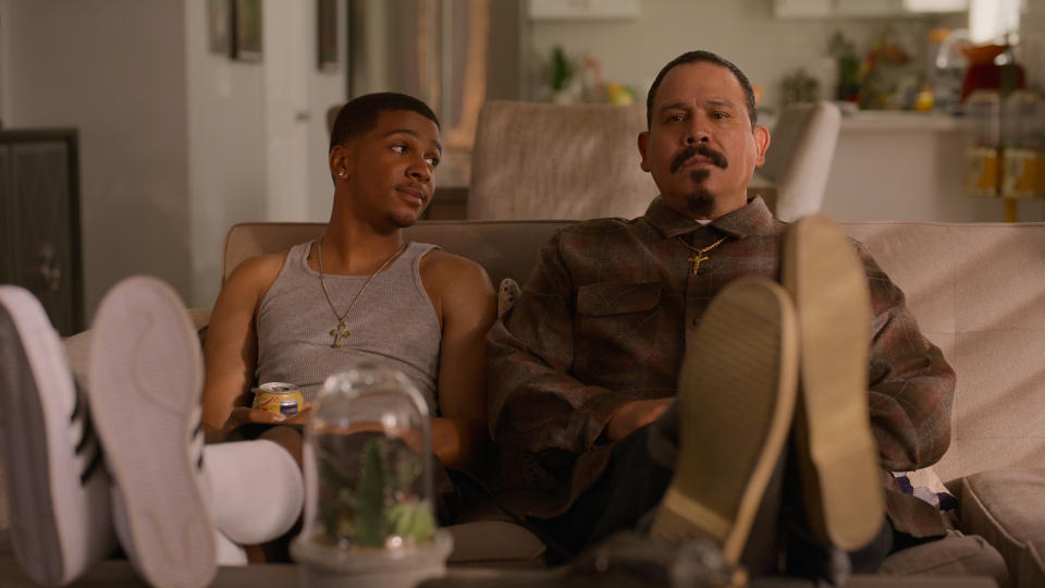'On My Block' follows various teenagers growing up in South Central Los Angeles. (Netflix)