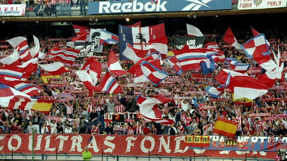 Atletico Madrid fans | Getty Images/Getty Images
