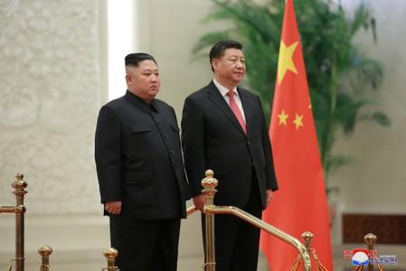 China's President Xi to visit North Korea this week
