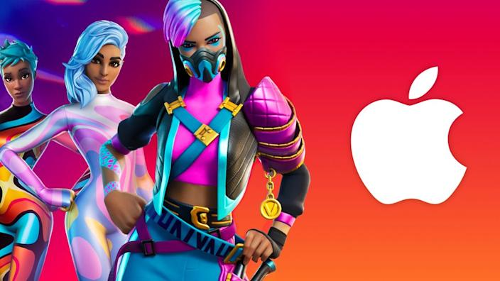 Epic Games Sues Apple Over 'Fortnite' App Removal, Alleging Anticompetitive Conduct