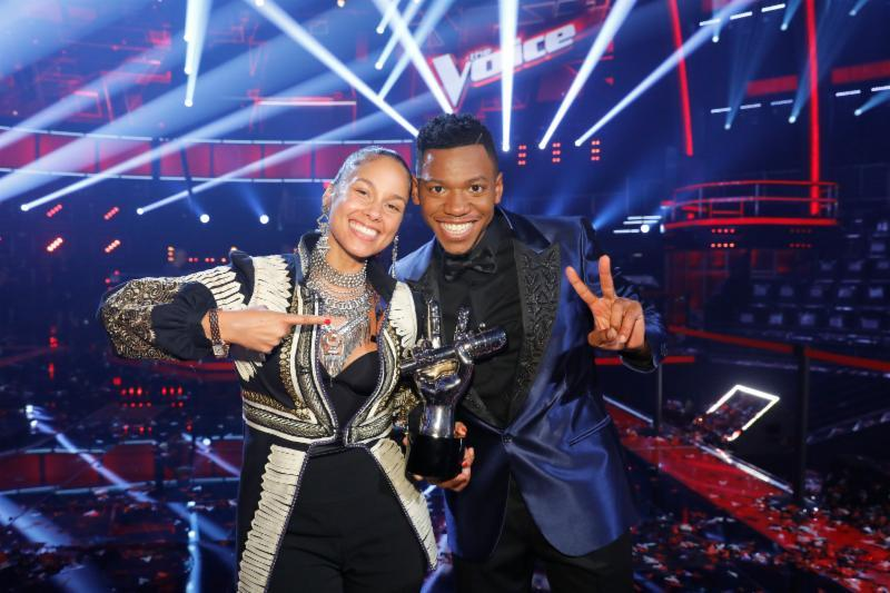Alicia Keys & Chris Blue