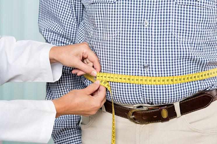 Marriage has a big impact on men's weight. (Photo: Getty Images)