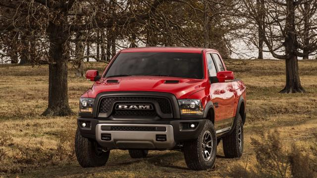 <p>Full-size Truck, 1st Place: 2011-2017 Ram 1500 (Yahoo Autos) </p>