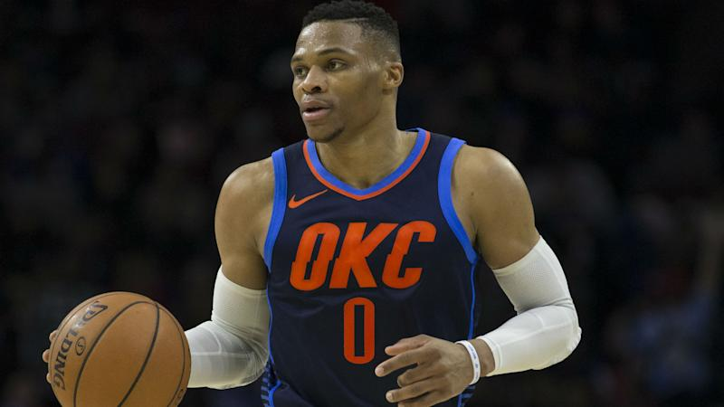 Westbrook fined $10,000 for altercation with Gobert