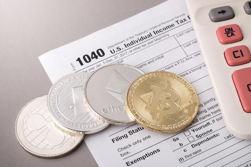 Bitcoin Cryptocurrency Tax Irs