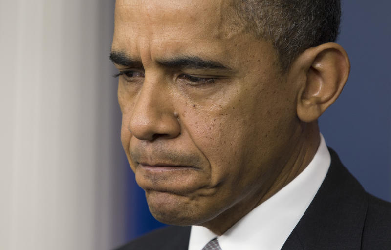 Obama, Boehner clash as cliff edge approaches