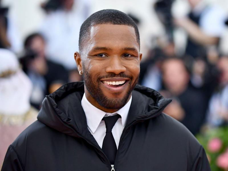 Frank Ocean Is Back With New Track